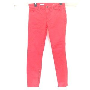 GAP Legging Jean, Cherry Red